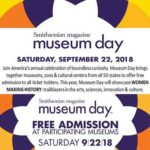 Free Tickets to a Smithsonian Museum