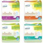 Free NEW Tena Intimates Pad Samples