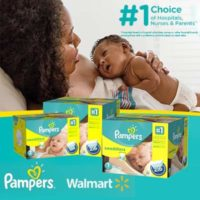 Free Walmart's Welcome Baby Box - Freebies and Free Samples