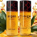 Free Argan Oil Bath Foam