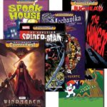 Free Comics for Halloween Comicfest