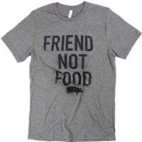 You can get a free T-Shirt and lots of free stuff from Peta2. All ya … 5204fc851