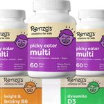 Free Renzo's Multi Vitamins for Kids