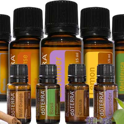 Free Sample Kit of dōTERRA Products - Freebies and Free