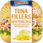 Free Tuna Filler With Jacket Potato