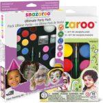 Free Vampire Face Paint Kit
