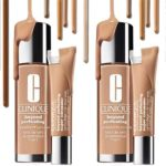 Free 10-Day Clinique Foundation Sample