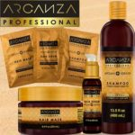 Free Arganza Professional Hair Care Samples
