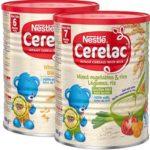 Free CERELAC Infant Cereals