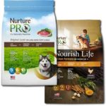 Free Nurture Pro Cat or Dog Food Sample