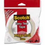 Free Scotch Mega Tape Roll