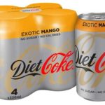 Free Diet Coke Exotic Mango sample