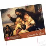 Free Catholic Art Calendar