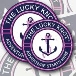 Free Lucky Knot Stickers