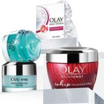 Free Samples of Fragrance-Free Olay Whips, Deep Hydrating Eye Gel, Daily Facial Cleansing Cloths