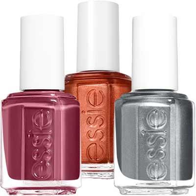 nail polish samples