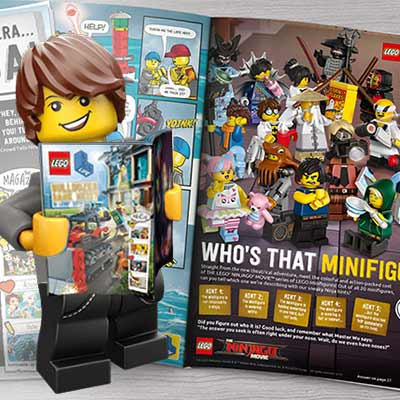 Lego Life Magazine Uk