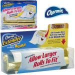 Free Toilet Paper Roll Extender