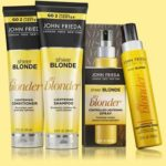 Free John Frieda Hair Care Sample Pack