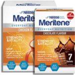 Free Meritene Shake or Soup