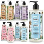 Free Body Lotions and Hand Creams