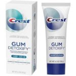 Free Crest Gum Detoxify Toothpaste