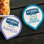 Free Hellmann's Dip Cups Sample Pack