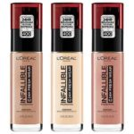 Free L'Oréal Infallible Fresh Wear Foundation