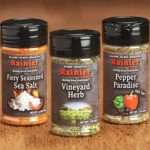 Free Rainier Foods Seasoning Samples