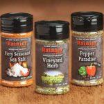 Free Rainier Foods Seasoning Samples