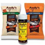 Free Andy's Seasoning Breading