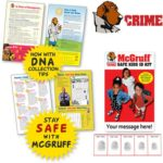 Free McGruff Child Safe Kit