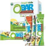 Free Orgain Organic Kids O-Bars