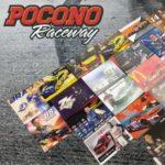 Free Pocono Raceway Tricky Hero Card