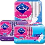Free Saba Liners or Pads Sample