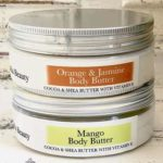 Free Samples of Vegan Body and Hand Butter
