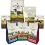 Free Vitalin Pet Food Samples