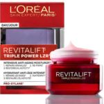 Free 7 DAYS L'Oréal Paris Revitalift Triple Power LZR Sample KIT