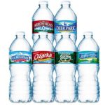 Free 8-Pack of Arrowhead, Ozarka, Deer Park, Zephyrhills and Poland Spring Sparkling Water
