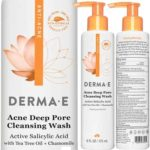 Free Derma E Acne Deep Pore Cleansing Wash