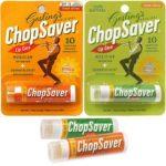 Free ChopSaver Lip Balm
