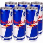 Free Red Bull Can