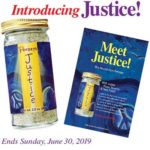 Free 1/2 Cup Jar of Penzeys Justice Seasoning