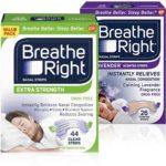 Free Breathe Right Nasal Strips