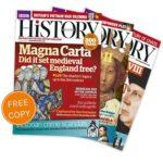 Free Copy of BBC History Magazine