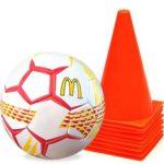 Free McDonald's Footballs