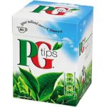 Free Boxes of PG Tips Teabags
