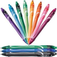 Free BIC Gel-ocity Quick Dry Gel Pen - Freebies and Free Samples by Mail