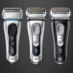 Free Braun Premium Electric Shaver