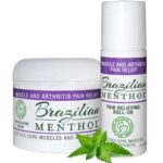 Free Brazilian Menthol Pain Relieving Roll-On